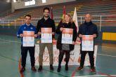 Mazarrón acogerá la fase previa del campeonato de España de Fútbol Sala sub 16 y sub 19