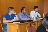 UxA denuncia que Alguazas lleva dos años sin presupuesto local