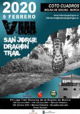 El dragón de San Jorge aguarda el 9 de febrero