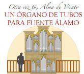 Órgano de tubos para la parroquia de San Agustín de Fuente Álamo