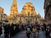 El CAT despidi� el año participando en las San Silvestres de Vallecas, Murcia y Lorca