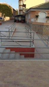 Finalizadas las obras de mejora de la accesibilidad en Plaza Presidente Adolfo Suárez