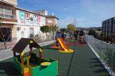 La Media Legua torreña cuenta ya con un parque totalmente renovado