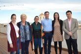 La directora general de Vivienda se reúne en San Javier con los ediles de Servicios Sociales del Mar Menor