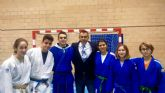 Magníficos resultados del equipo de Judo del Centro Deportivo San Pedro del Pinatar