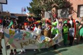Carnaval de cine en el colegio El Mirador