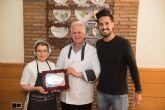 Festejos reconoce a los locales ganadores de las rutas de la tapa del Milagro y Purísima