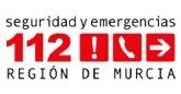 Servicios de emergencias han atendido a dos heridos, uno muy grave, en accidente ocurrido en la A-7 (Alhama de Murcia)