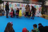 Los más pequeños disfrutan del Carnaval en San Pedro del Pinatar