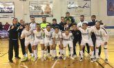 Zambú CFS Pinatar brinda un nuevo triunfo a su afición frente a Torrejón Sala (6-0)