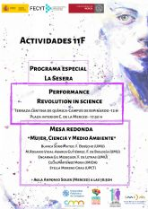 La UMU con el Día Internacional de la Mujer y la Niña en la Ciencia