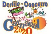 Carnaval de Alhama de Murcia 2020. Del 21 de febrero al 1 de marzo