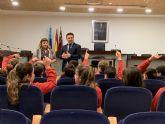 Los alumnos de 5° de Primaria del 'Sagrado Corazón' trasladan sus propuestas al alcalde