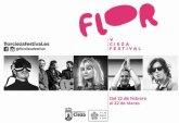 Entradas a la venta para los conciertos y espectáculos de Flor Cieza Festival