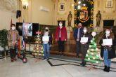 El Ayuntamiento entrega los premios de las campañas comerciales realizadas en Navidad