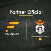 Fancision sella alianza con el Real Club Recreativo de Huelva