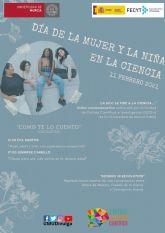 ´Como te lo cuento´, un proyecto de la UMU para celebrar el Día Internacional de la Mujer y la Niña en la Ciencia