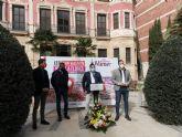 El Ayuntamiento de Puerto Lumbreras colabora con la campaña 'Mapa del Amor', que une los sectores de hostelería y floricultura con motivo de San Valentín