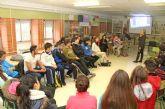 El Ayuntamiento organiza talleres de desarrollo personal para alumnos del Instituto Rambla de Nogalte