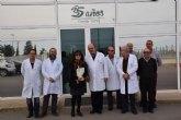 La ex ministra Cristina Narbona visita COATO