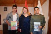 Alumnos del IES Domingo Valdivieso profundizan en la historia de Mazarr�n