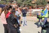 Alumnos del IES Rambla de Nogalte se forman en seguridad vial para prevenir accidentes