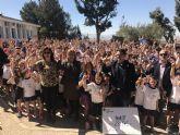 La consejera de Educación participa en el 'Día del Deporte' del CEU San Pablo en Molina de Segura
