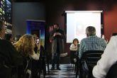 Sergio Reyes presenta en San Pedro del Pinatar 'Mursiyya. El talismán del Yemení'