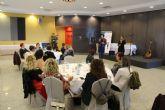 La Asociación de Mujeres Empresarias de Puerto Lumbreras distingue a Modestina Díaz por su trayectoria laboral
