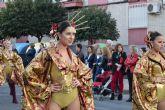 Cerca de 1.500 personas participan en los desfiles de Carnaval de Las Torres de Cotillas