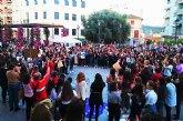 La marcha por el Día Internacional de la Mujer culminó los actos del 8 de Marzo