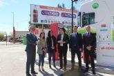 Redexis y Cepsa inauguran en Puerto Lumbreras su primera gasinera en España
