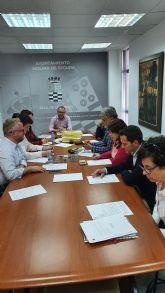 La Junta de Gobierno Local de Molina de Segura adjudica las obras de seguridad vial, mejora de firmes y señalización en Ronda Este, por importe de 154.185,48 euros