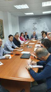 El Ayuntamiento de Molina de Segura pone en marcha el Comité Municipal de Seguimiento del COVID-19 en el municipio