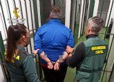 La Guardia Civil detiene en Torre Pacheco a dos personas dedicadas a estafar a empresas