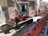 Aprueban los trámites para acometer obras de renovación por avería en sendos tramos de alcantarillado en las calles Maderera y Luís Martínez González