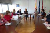 El Ayuntamiento y la Consejer�a establecen los pasos a seguir para la construcci�n del nuevo IES Valle de Leiva en El Pra�co