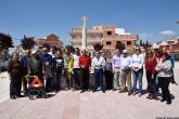 Inauguración de la nueva Plaza de la Cruz de Fortuna