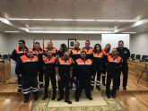 Torre-Pacheco rinde homenaje a los voluntarios de Protección Civil