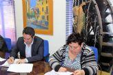 Ayuntamiento y la Asociación Comercio de Alcantarilla llegan a un acuerdo de colaboración para llevar a cabo el Plan de Actividades de este año
