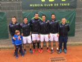 Murcia acoge el domingo la final del Campeonato de España de tenis por equipos de veteranos