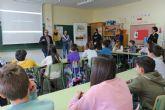 Los escolares se convierten en 'Vigilantes del patrimonio' de Puerto Lumbreras