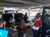 La Policía Local ofrece una charla informativa a los alumnos del IES Domingo Valdivieso