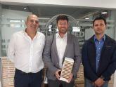 El Ayuntamiento de Molina de Segura visita las instalaciones de la compañía molinense Flexográfica del Mediterráneo SL