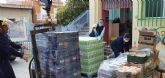 Más de 100 familias atendidas en la apertura de la Despensa Solidaria 'ARCHENA TE CUIDA'