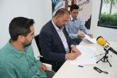 El Ayuntamiento suscribe el octavo contrato con empresarios emprendedores para que se instalen en las dependencias del nuevo Vivero de Empresas