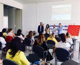 Más de medio centenar de personas aprenden nuevas estrategias de venta a través de redes sociales en Puerto Lumbreras