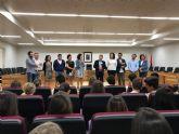 Alumnos franceses de intercambio en Torre-Pacheco