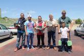 Más de 200 pájaros se dan cita en el Concurso Regional de Silvestrismo en Puerto Lumbreras