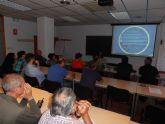 3ª reuni�n sobre gesti�n participativa de los senderos de Sierra Espuña